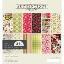 "Authentique Bundle 6x6"" - Nostalgia"