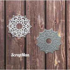 ScrapMan Die - Ornament 26