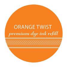Catherine Pooler Ink REFILL - Orange Twist (flaske)