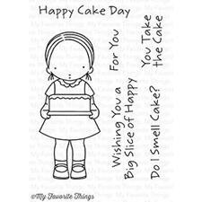 My Favourite Things Stamp Set - Pure Innocense / Happy Cupcake Day