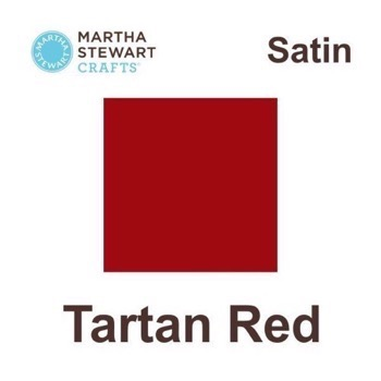 Martha Stewart Craft Paint - Satin / Tartan Red