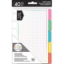 Happy Planner / Create 365 - Sticky Note Tabs / Brights