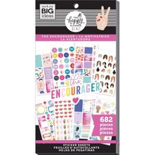 Happy Planner - Happy Planner / Sticker Value Pack - Encourager (std)