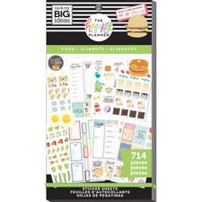 Happy Planner - Happy Planner / Sticker Value Pack - YUM (Food)