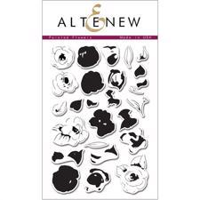 Altenew Clear Stamp Set - Painted Flowers