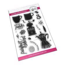 Catherine Pooler Stamps - Perfect Blend