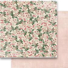 RePrint Scrapbooking Paper - Flowers for You / Rose Bouquet