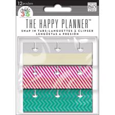 Happy Planner - Happy Planner / Snap in Tabs Fun Brights