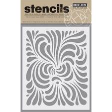 Hero Arts Stencil - Swirl