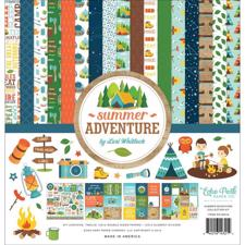 "Echo Park Paper Collection Pack 12x12"" - Summer Adventure"