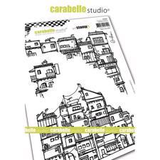 Carabelle Studio Cling Stamp X-Large - In My City
