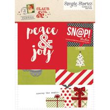 Simple Stories - Claus & Co. / Sn@p Pack