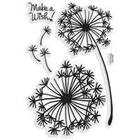 Clear Stamp Set - Dandelion Wish