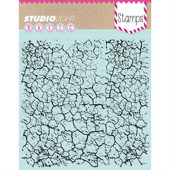 Studiolight Clear Stamp - Background / Crackle
