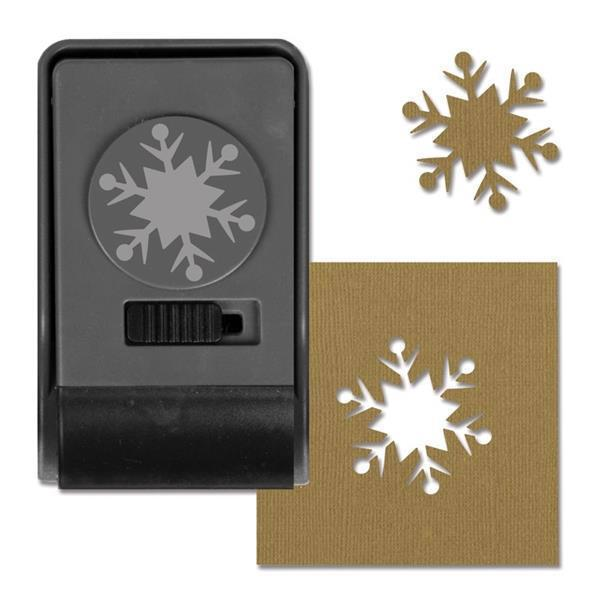 Sizzix / Tim Holtz Punch - Snowflake #2 (large)