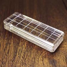 Catherine Pooler Acrylic Grid Stamping Block Small Rectangle 1-1/4 x 3-1/2""