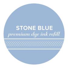 Catherine Pooler Ink REFILL - Stone Blue (flaske)