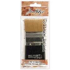 Tim Holtz Distress Collage Brushes - Large / 1-3/4""