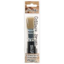 Tim Holtz Distress Collage Brushes - Small / 3/4""