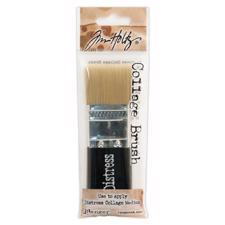 Tim Holtz Distress Collage Brushes - Medium / 1-1/4""