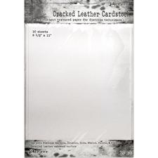 Tim Holtz Distress Cracked Leather Cardstock (letter size)