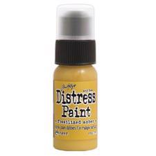 Distress Acrylic PAINT - Fossilized Amber
