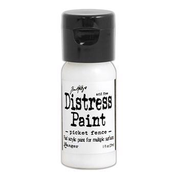 Distress Acrylic PAINT - Flip-Top / Picket Fence