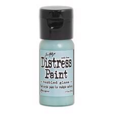 Distress Acrylic PAINT - Flip-Top / Tumbled Glass