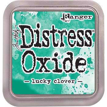 Distress OXIDE Ink Pad - Lucky Clover