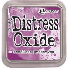 Distress OXIDE Ink Pad - Seedless Preserves