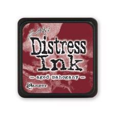 Distress Ink Pad MINI - Aged Mahogany