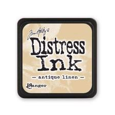 Distress Ink Pad MINI - Antique Linen