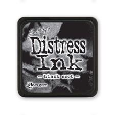Distress Ink Pad MINI - Black Soot