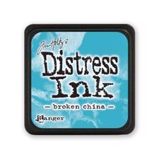 Distress Ink Pad MINI - Broken China