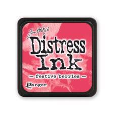 Distress Ink Pad MINI - Festive Berries