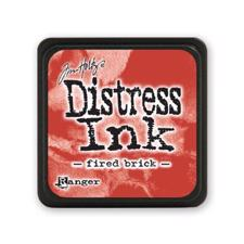 Distress Ink Pad MINI - Fired Brick