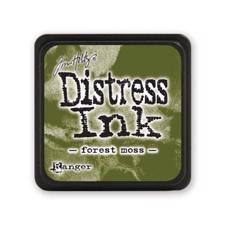 Distress Ink Pad MINI - Forest Moss