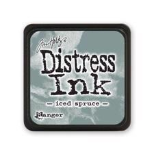 Distress Ink Pad MINI - Iced Spruce