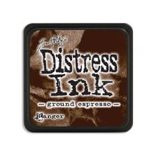 Distress Ink Pad MINI - Ground Espresso