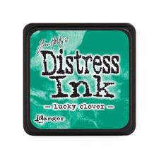 Distress Ink Pad MINI - Lucky Clover