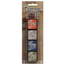 Distress Ink Pad - Mini Set #5