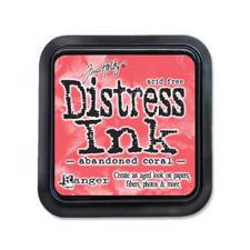 Distress Ink Pad - Abandoned Coral