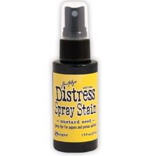 Tim Holtz Distress Stain SPRAY - Mustard Seed