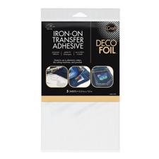 iCraft Deco Foil - Hot melt (Iron On) Transfer Adhesive
