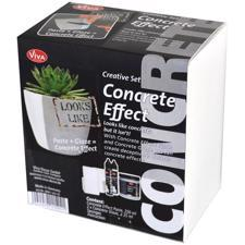Viva Decor - Concrete Effect Creative Set (beton-effekt)