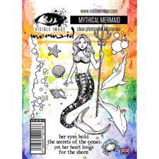 Visible Image Clear Stamps - Mythical Mermaid
