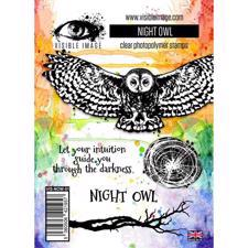 Visible Image Clear Stamps - Night Owl