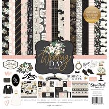 "Echo Park Paper Collection Pack 12x12"" - Wedding Day"