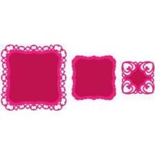 Spellbinders D-Lite Die - Fancy Label Tags Two