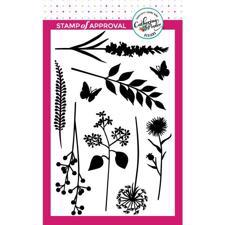 Catherine Pooler Stamps - Wild Garden